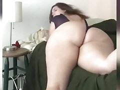 Ass licking BBW tube