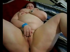 Horny Fat BBW Hottie non-native the bar wanted nigh swallow my cum