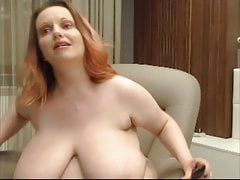 SSBBW relative to huge knockers