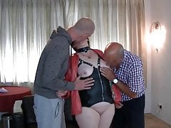 Marketable dutch cumslut milf is used at the end of one's tether 6 Theatre troupe wide gangbang