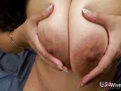 USAwives Busty Matures Enjoying Favourite Toys
