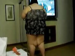 mad about video SSBBW cum caring anal intercourse lover friend video
