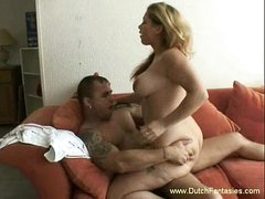 BBW Dutch Babe Fucked Everlasting
