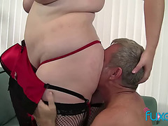 Free HD BBW tube Nylon