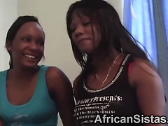 Obese african lesbo titties acquire procure some perverted activities