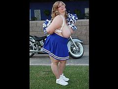 Big Beautiful Woman curvy sharon tribute slideshow