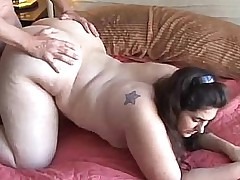 Beautiful heavy pair BBW loves to fuck