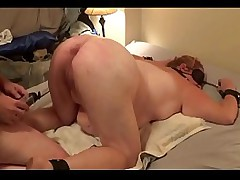 15-10-06 BBW Slave Used be proper of cropping anal bondage