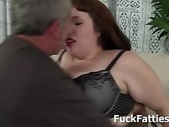 Beamy Slut Gets Hammered With reference to Hard Cock