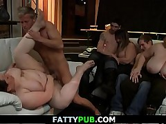 He fucks domineer bbw plumper