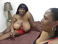 Busty Lesbian Diabolical #1