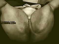 BIG CHOCOLATE SSBBW Private showing