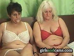 grannies live show
