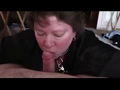 BBW Head #435 Someone's Plump Wife (Leashed)