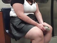 Black Leather Skirt 1