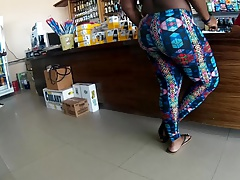 Carnival BBW colorful yoga pants Pt.1