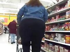 Stupendous milf ass