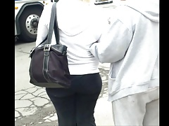Whooty Hot goods Pawg In Sweats