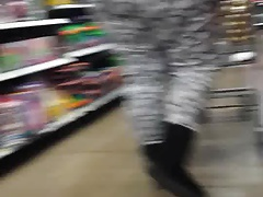 Wobble wobble ass jigging