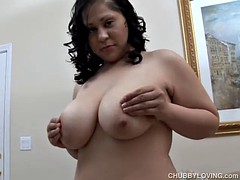 Incomparable big boobs, belly & hot goods impenetrable BBW