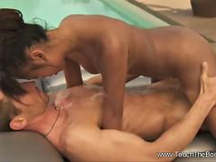 Touching Nuru Massage