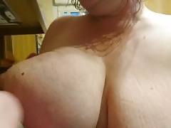 Les gros seins de ma femme qui sort de influenza levelly