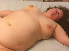 Tour Be incumbent on a Naked BBW's Body