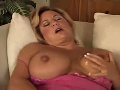 mature bbw milf creampie by young stud